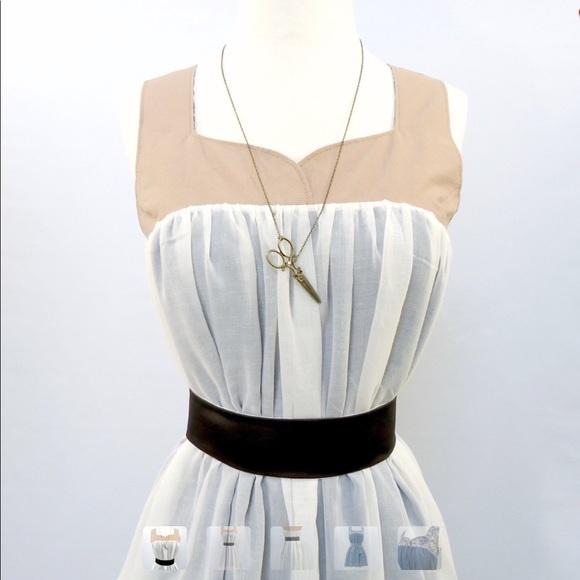 Dresses & Skirts - Reversible dress
